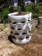 Planting barrel/composter
