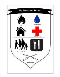 Be Prepared Logo