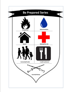 Be Prepared Logo